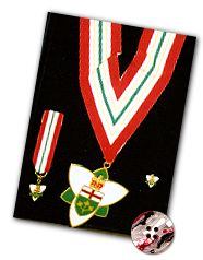 Marilyn Brooks a recipient of the Order of Ontario for 2000
