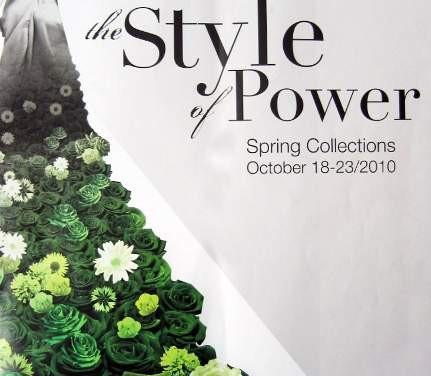 LG Fashion Week in Toronto, Spring 2010