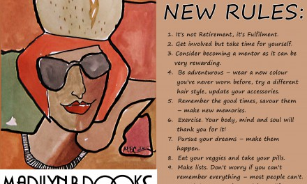 Retired? Here are the NEW RULES!