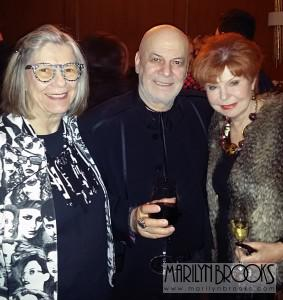 Marilyn Brooks, Stephan Caras, Valerie Gibson