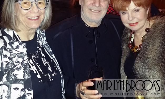 Marilyn Brooks, Stephan Caras and Valerie Gibson – fashion industry icons