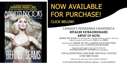 BEHIND THE SEAMS Now Available for Purchase!