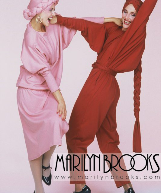 Designer Marilyn Brooks Reflects on 40 Years in Fashion, interview with Christiane Beya for Fashion Magazine