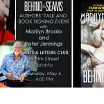 Behind the Seams at the Arts and Letters Club
