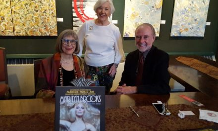 Arts and Letters Club authors' talk a great success