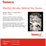 Seneca's School of Fashion is Celebrating 40+ of Marilyn Brooks' Fashions