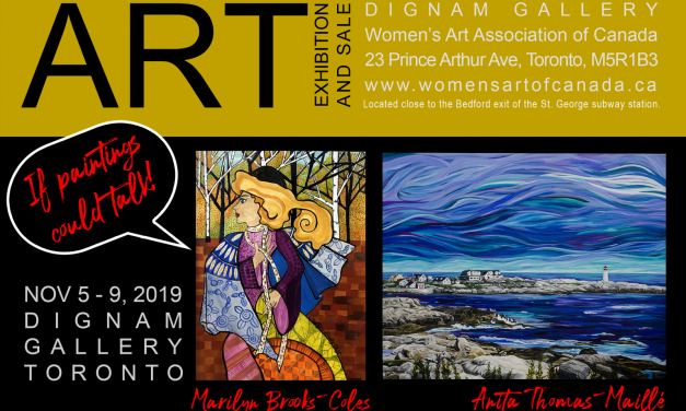 Exhibition & Art Sale Nov 5 – 9